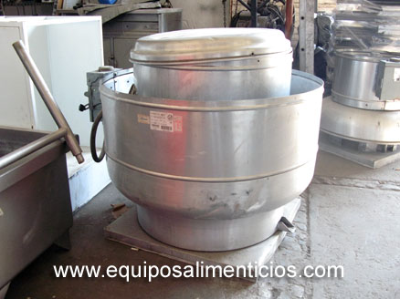 Extractores de cocina industrial beautiful jeromeus el for Cocinas industriales monterrey